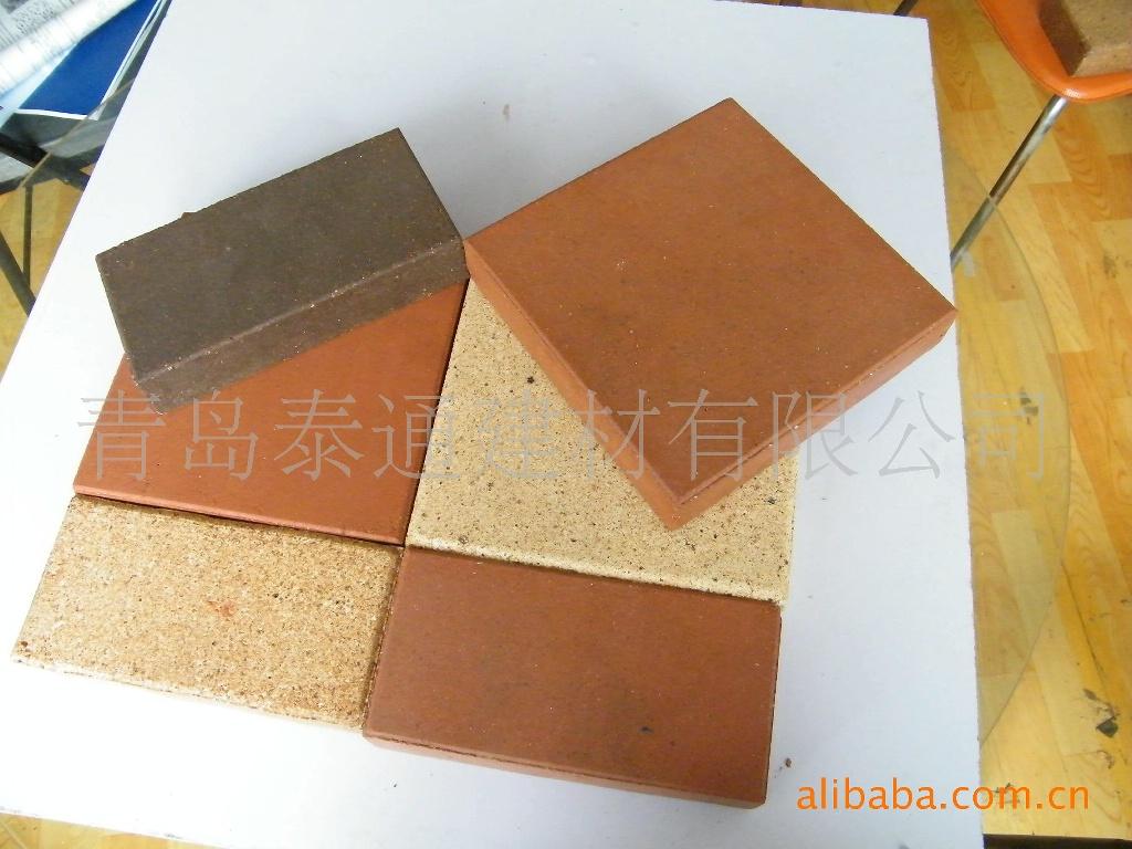 人行道砖规格尺寸_供应 花园砖,海边景观路砖,陶土砖-阿里巴巴