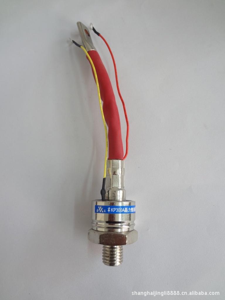 整流三极管_《晶正》牌 3CT 螺旋型KP300A/1200V 晶闸管 可控硅_可控硅_微商圈