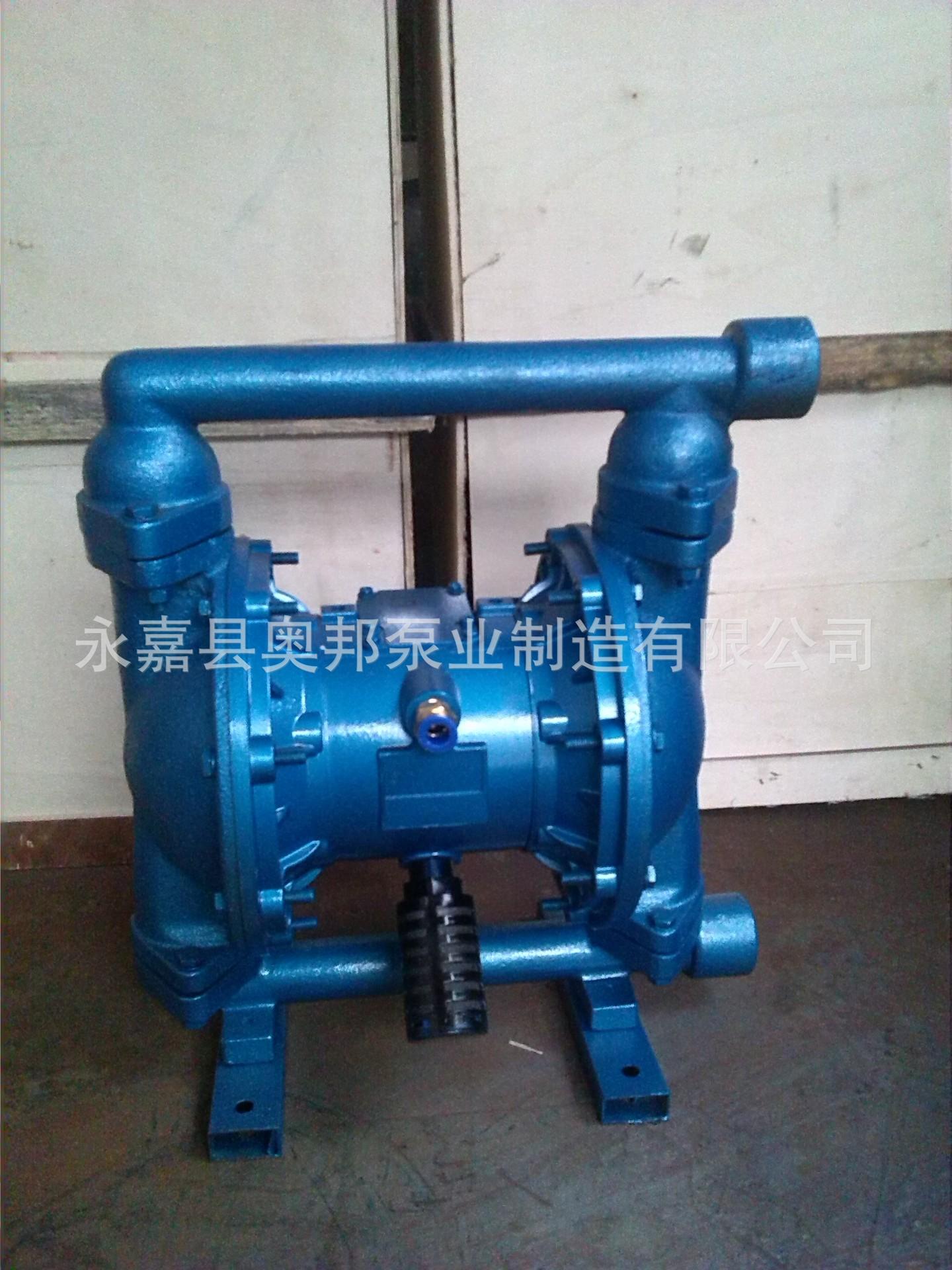 气动泵的工作原理图_气动隔膜泵工作原理及性能介绍 - 阿里巴巴商友圈
