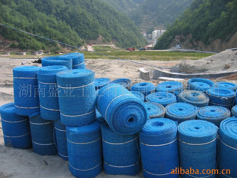 礦山尾礦庫排滲用排水席墊
