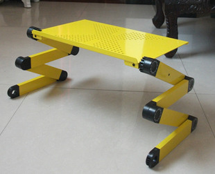 Computer desk laptop desk lazy bed desk folding simple table dormitory artifact table lifting