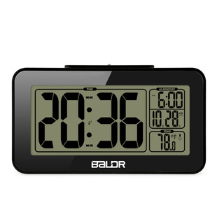 BALDR spot student smart clock alarm clock snooze backlight temperature display date calendar clock