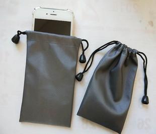 Wholesale rectangular waterproof cloth bag 9*13 electronic product bag mobile phone camera mobile power bag