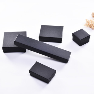 Watch box, packaging box, jewelry box, heaven and earth cover, gift box, a variety of materials, packaging box, wholesale price
