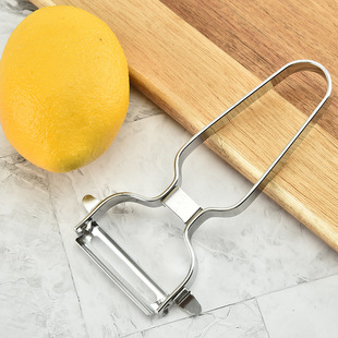 Stainless steel grater with vegetables and fruits planing knife fruit and vegetable peeler household kitchen gadgets