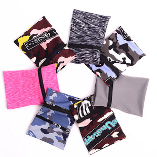 Wrist bag Outdoor sports arm bag can hold 4-6 inch mobile phone, wicking and breathable, bracelet bag