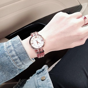 Natural Jewelry Watch Bracelet Imported Movement Deep Waterproof Fashion All-match Women's Gifts for Girls