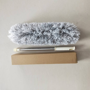 Extended telescopic dusting duster, multi-color head, flexible and removable villa townhouse, more booking and more discount