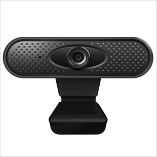 USB web camera 1080P high configuration, free drive with microphone, computer live camera, Shenzhen manufacturer supports customization