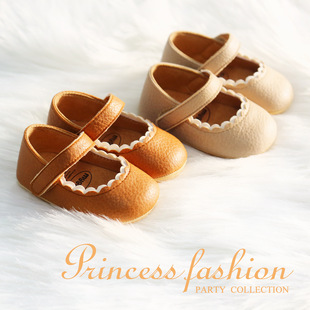 Spring baby princess shoes, female baby shoes, toddler shoes M1992