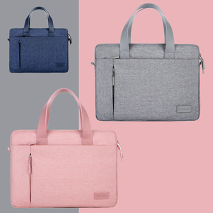 Portable laptop bag Apple liner 12345.6 inch single shoulder Zhanye briefcase Huawei pro Xiaomi